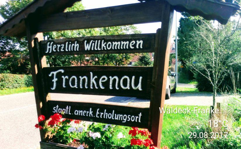 ondernemers in Frankenau